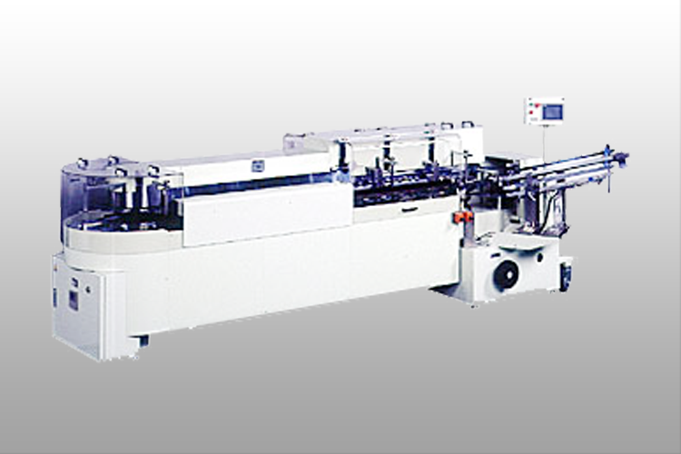 Vertical type cartoning machine
